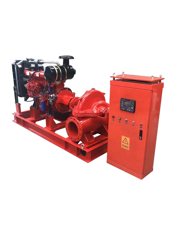 柴油機消防泵