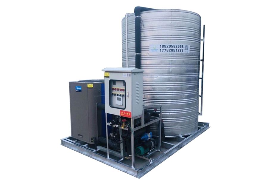 空氣能集成式熱水系統