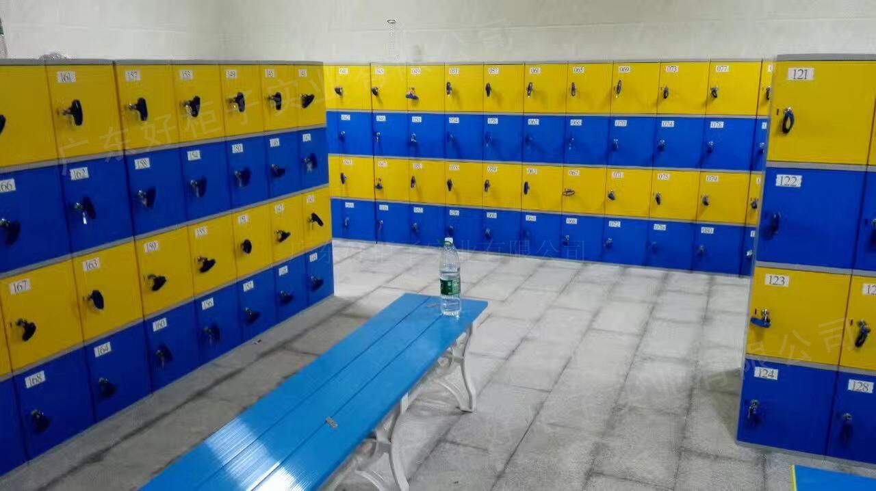 廣州增城炬浪體育泳池儲物柜