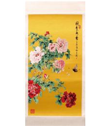 14-3-04国色天香(五彩織錦)