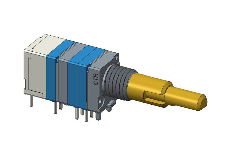 08mm encoder, potentiometer composite series