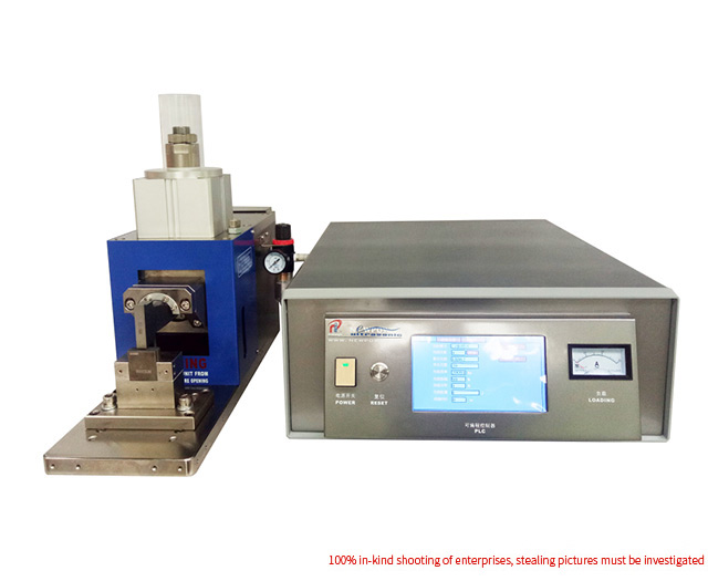 Ultrasonic Metal Welding Machine (digital circuit)-mobile Phone Antenna Application