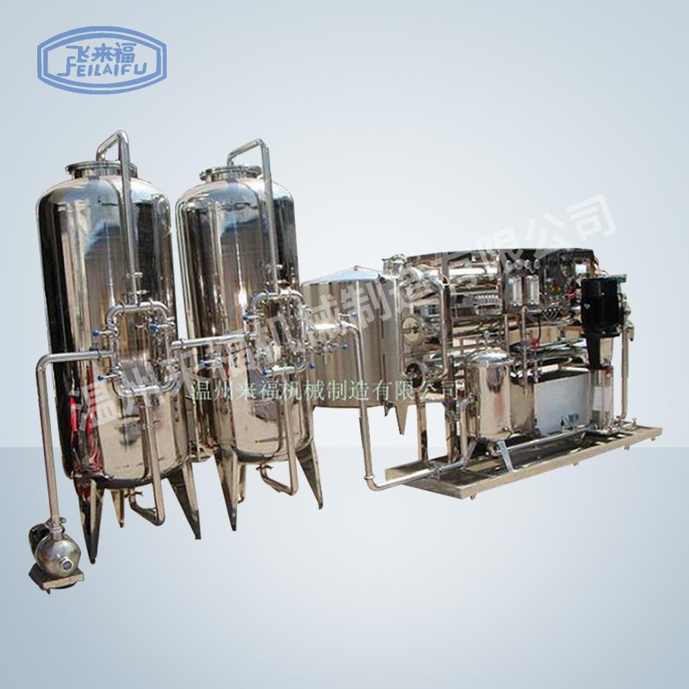 6噸/小時純凈水設備