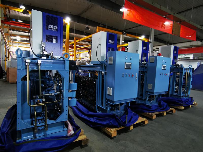 尚爱核电站空气压缩机--红沿河核电配套项目顺利交付