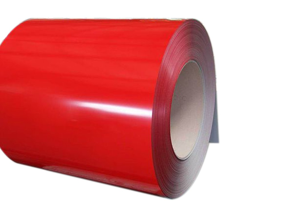 DX51D Color coated steel plate