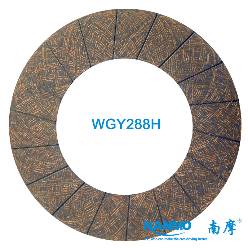 Friction plate of automobile clutch