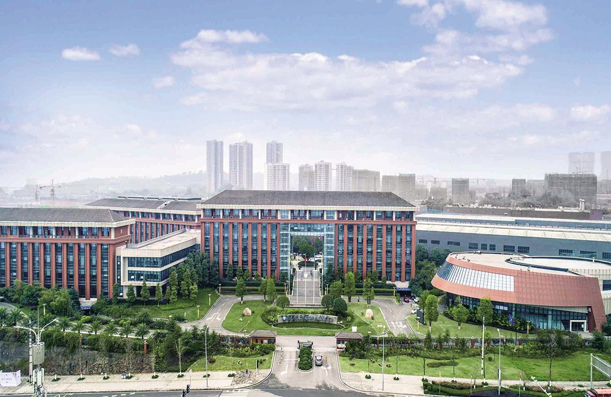 中國汽研院雙橋科技產業園項目(A區)