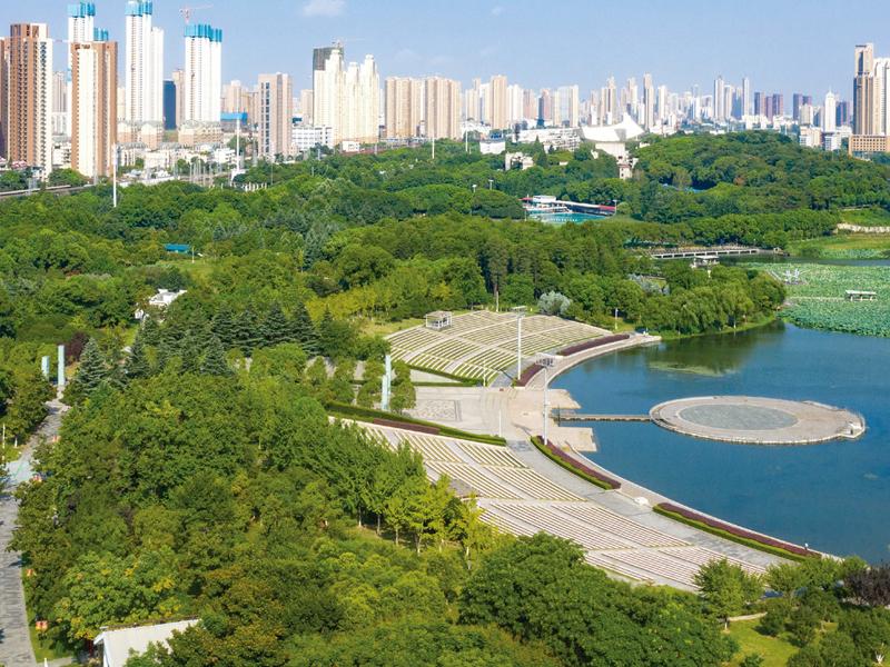 武漢月湖文化主題公園