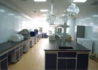 黃鶴樓科技園實驗室工程案例