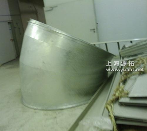 YT800000155 酸碱排气管道