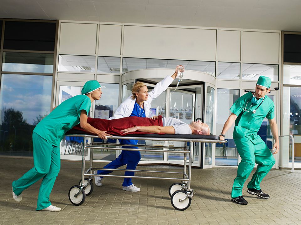 Medical Trolley Series