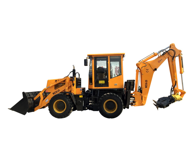 WZ30-25 Excavating Loader