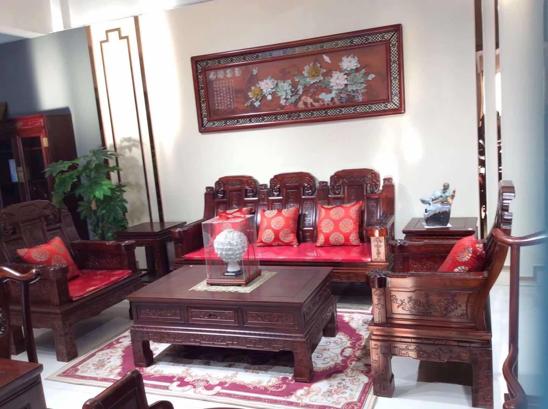 老榆木明清款式---沙发系列