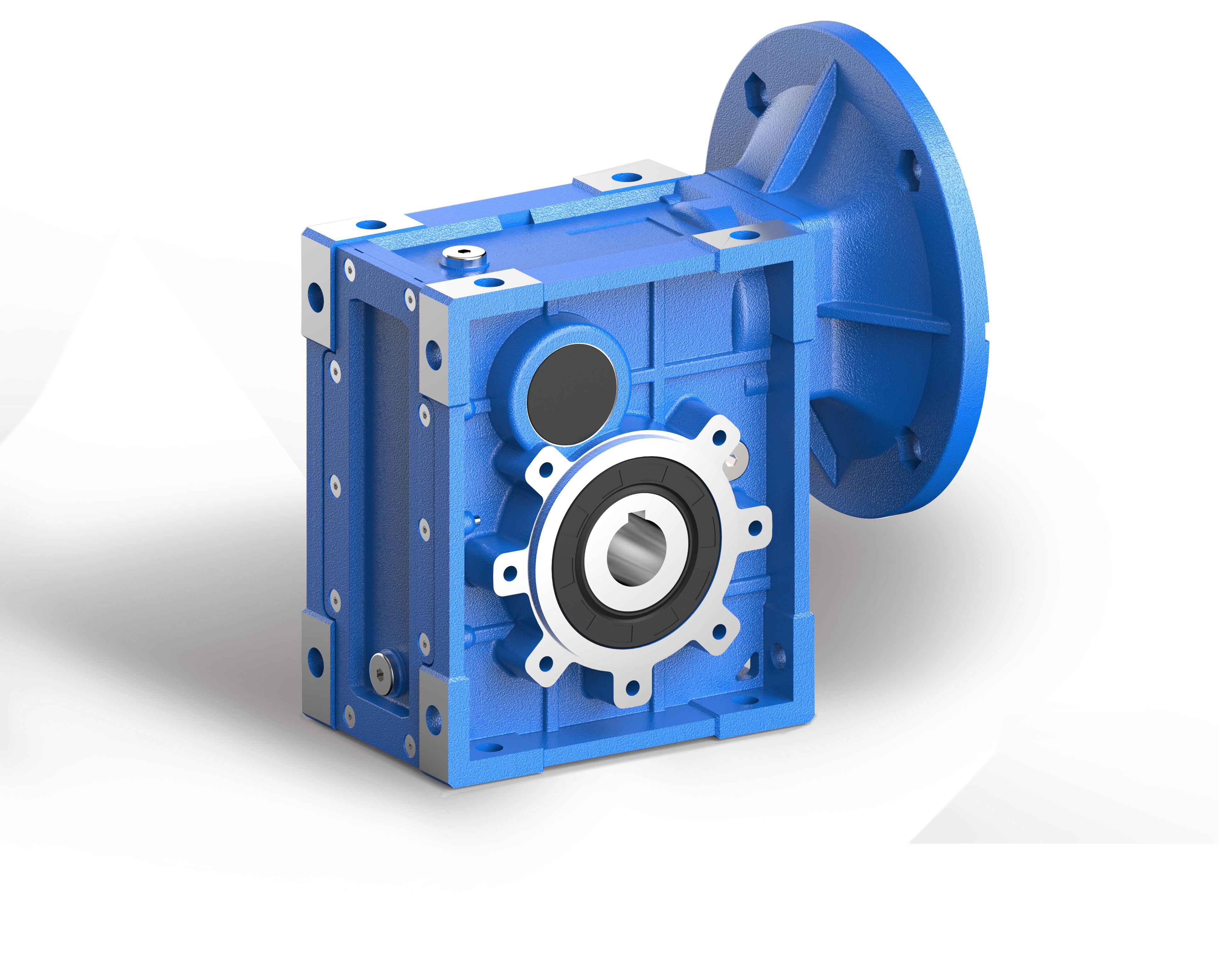 SKM、SKB系列斜齒-準雙曲面齒輪減速器
