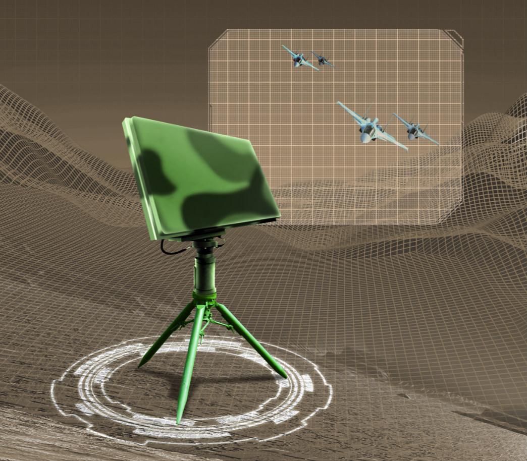 TH-R217目标引导雷达