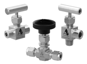 NIP and NI series hat type needle valve
