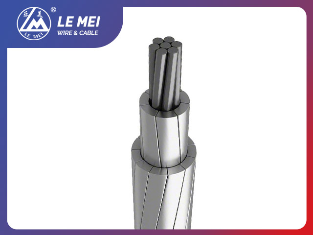 ACSS / TW -  Aluminum Conductor Steel Supported-Trapezoidal Wire