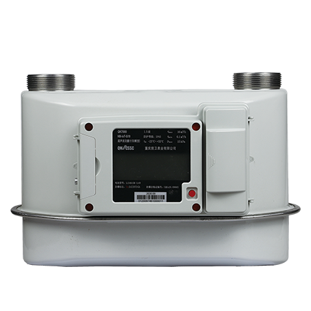 Ultrasonic Gas Meter for Industrial and Commercial