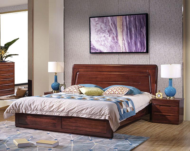 乌檀西语---卧房