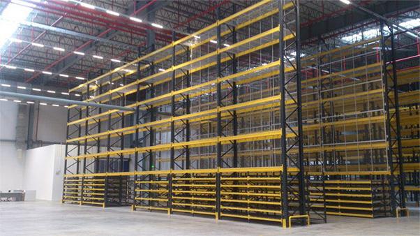 整體式立體倉庫的貨架設計要點需要注意什么?