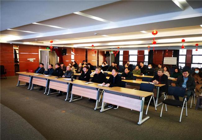 化工院開展財務共享線上報銷系統 操作培訓