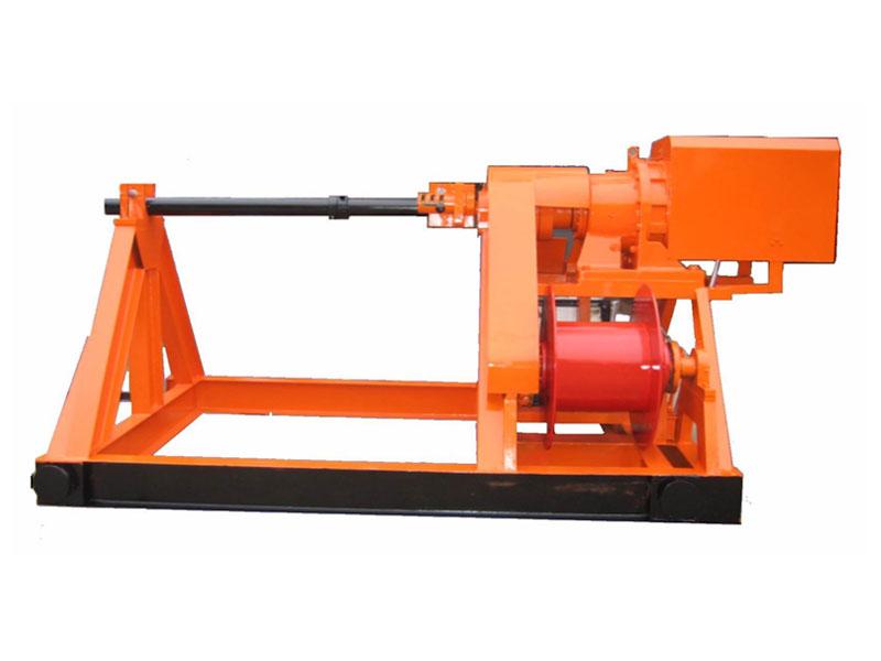 DSJ**DC  型電動倒繩機(側置引繩滾筒)