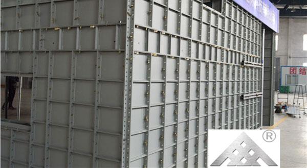 免刷脱模剂的铝模板