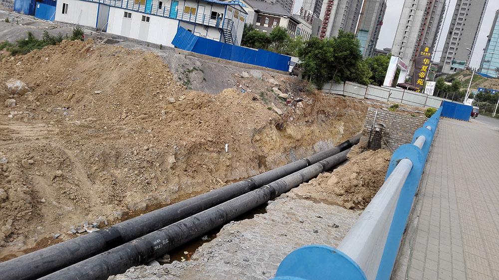 濟南熱力有限公司市政管線建設工程