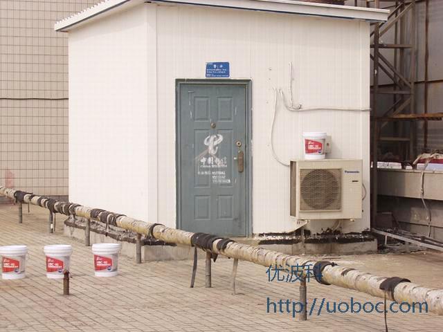 河南联通公司基站隔热改造项目
