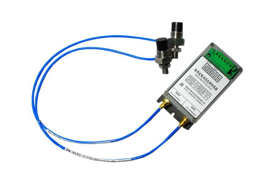 ZA-DS01雙通道數字式電渦流傳感器