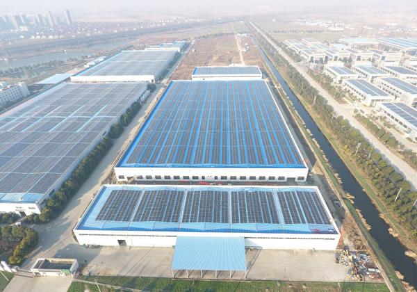 康源紡織廠9MW工程