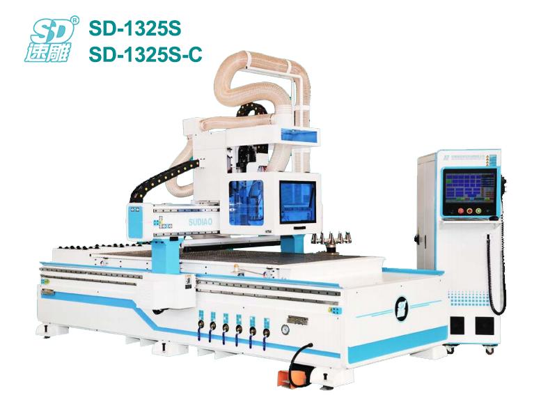 圓盤換刀加工中心 SD-1325S SD-1325S-C