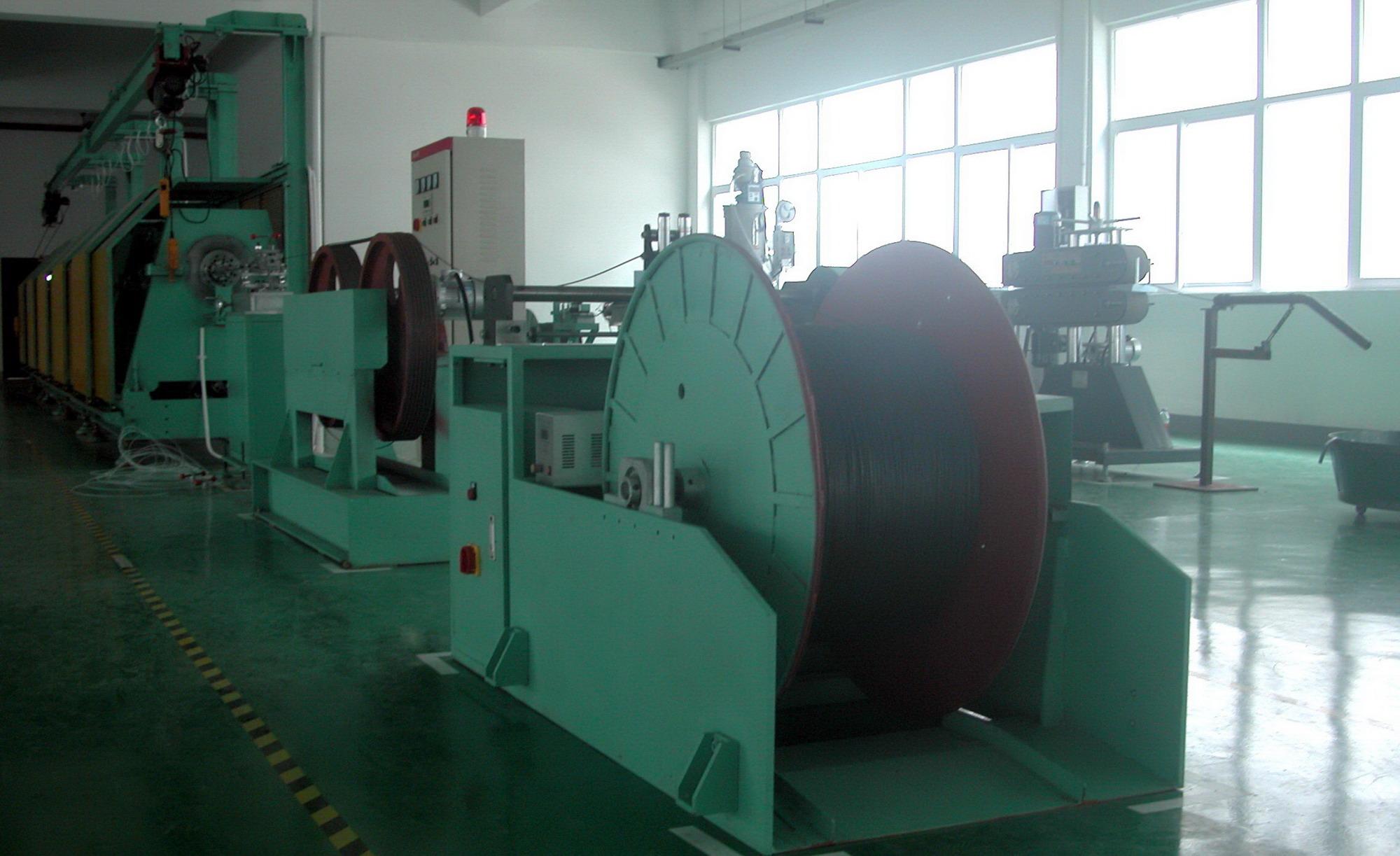 24絲高速直絲管制管機