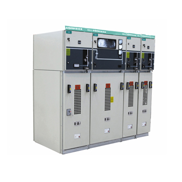XGN15-12單元式六氟化硫環網柜