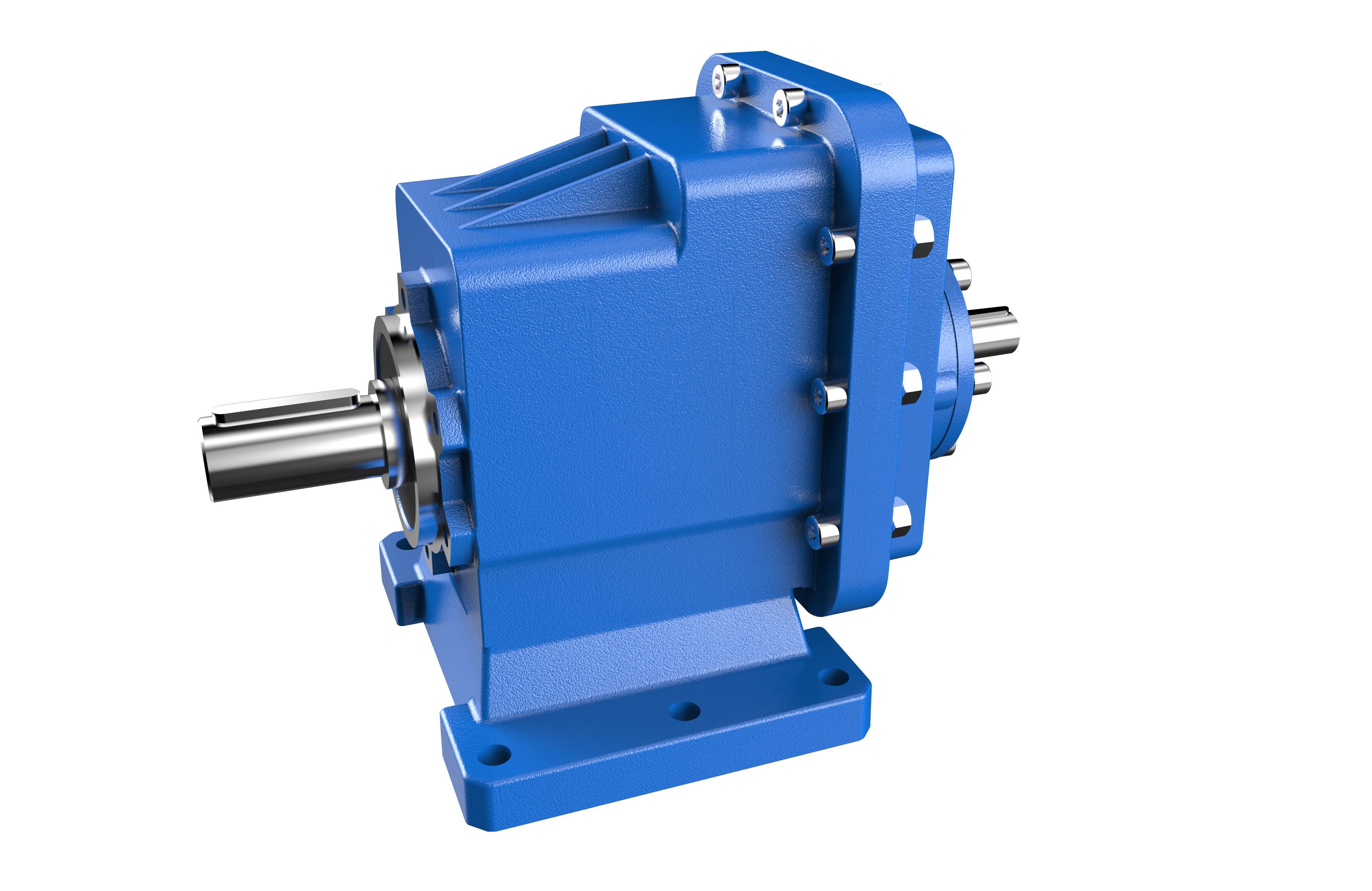 SRC斜齒輪減速器
