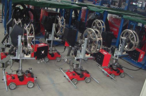 角/平焊缝自动焊接机