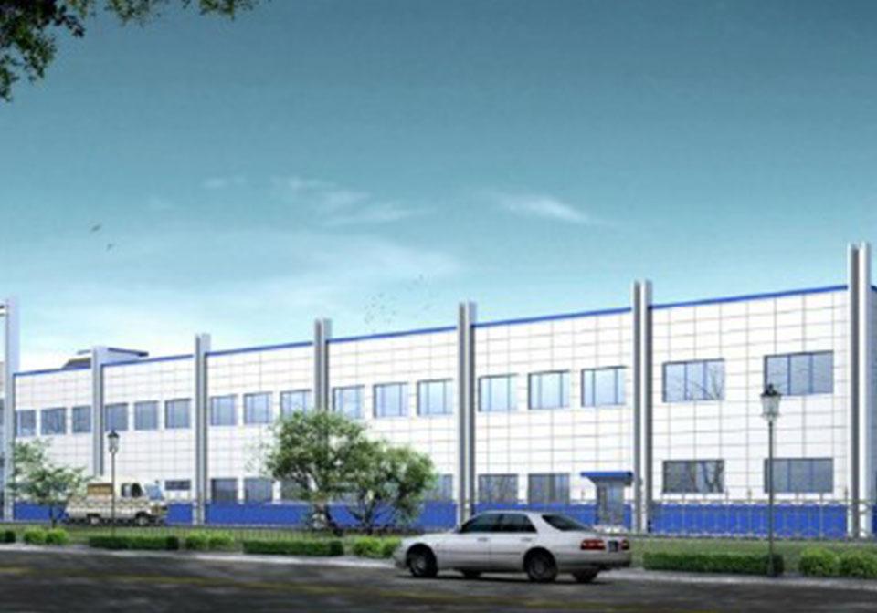 貝爾羅斯新廠房工程