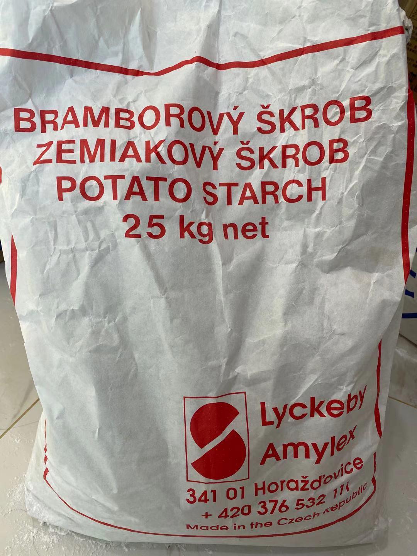 瑞典萊克白馬鈴薯磷酸酯雙淀粉