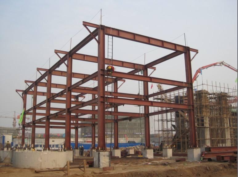 鋼結構工程項目