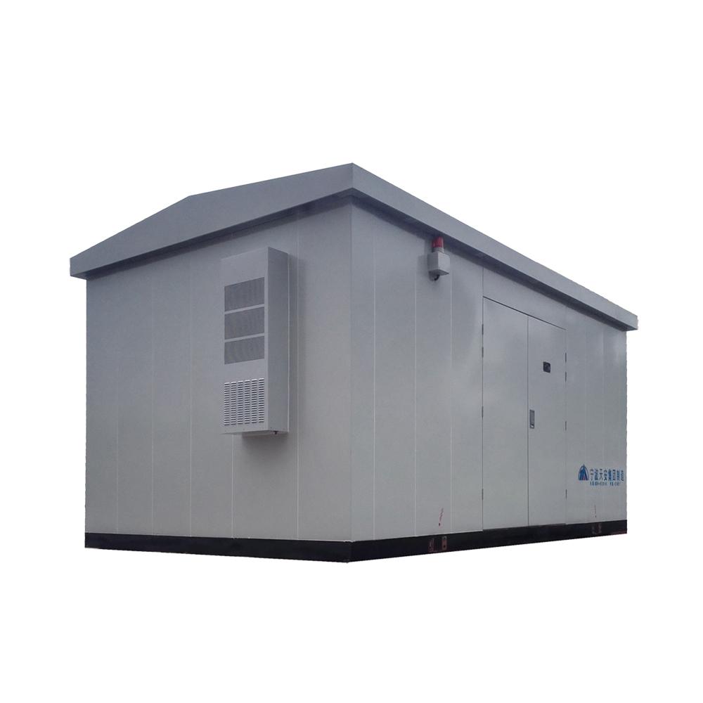 YBT13-40.5风电光伏专用欧式箱变