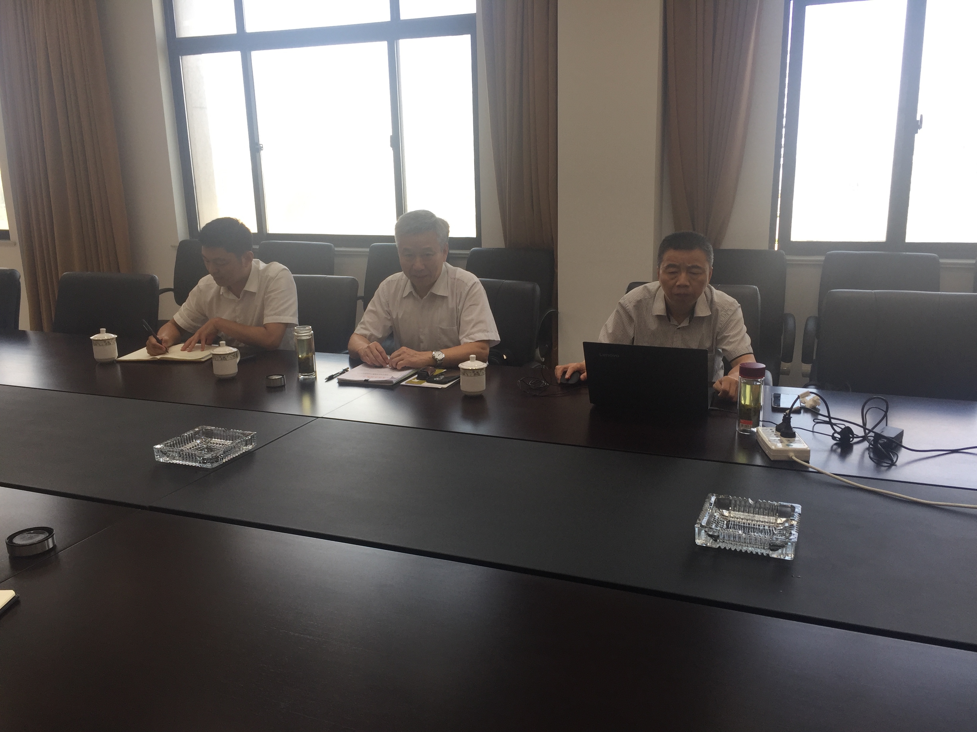 我公司迎接2019年江蘇省特種設備行政許可單位監督抽查