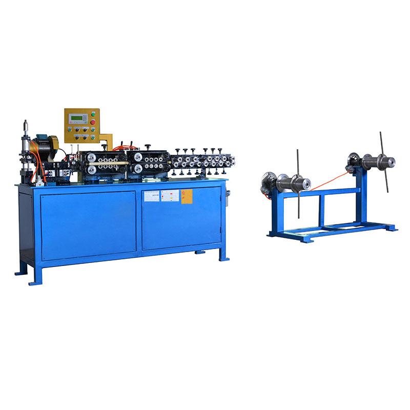 PSC系列CNC數控全自動銅管與鋁管調直切斷機