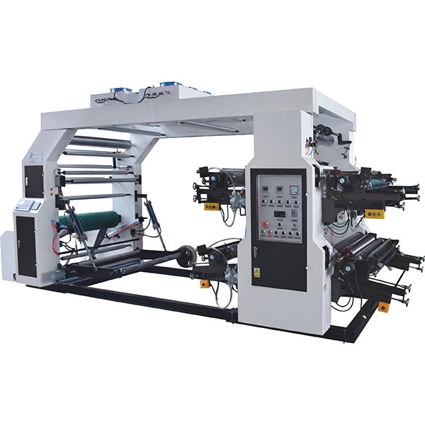 QTL 4色柔版印刷机