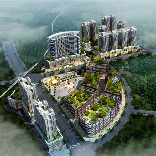 憑祥市咘龍、田心、弄全預留產業用地規劃設計