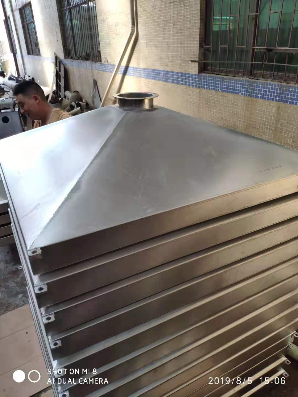 環保設備不銹鋼抽風罩