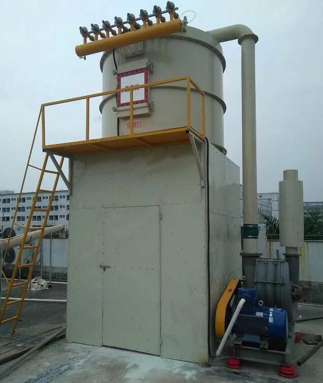 防爆中央集塵設備HZ-A4 PCB防爆高壓中央吸塵設備