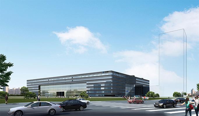 工程監理-中國建設銀行成都生產基地
