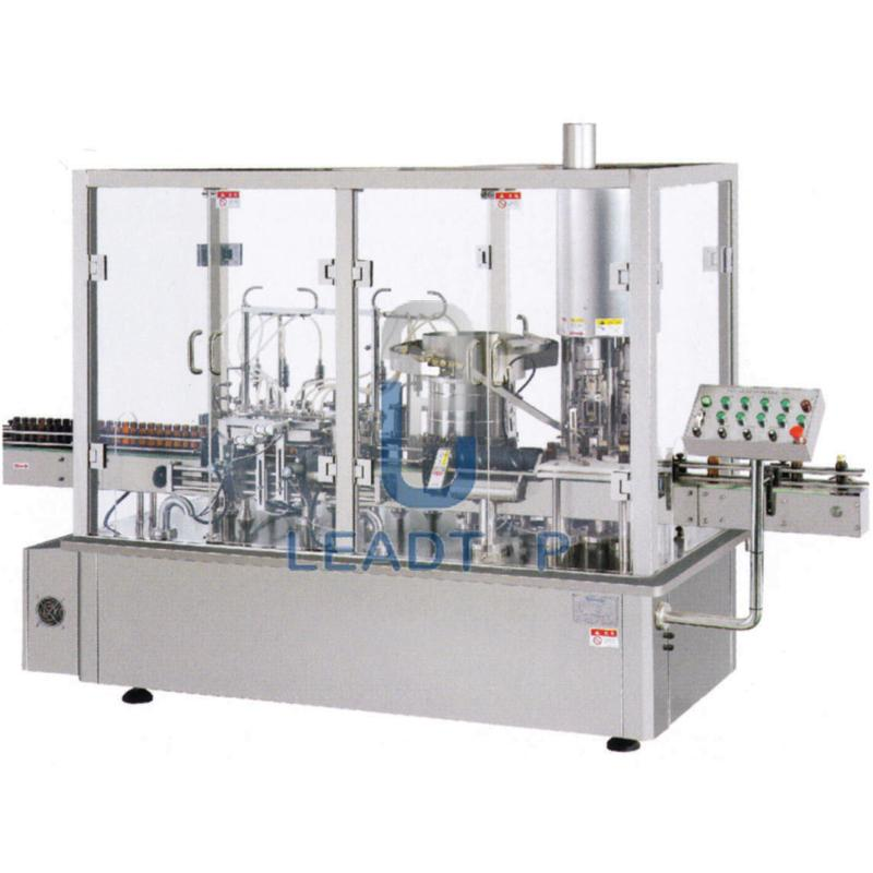 LYG Series Liquid Filling Machine