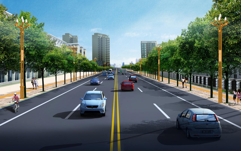 奧星電器完成楓林路、黃海路照明改造項目