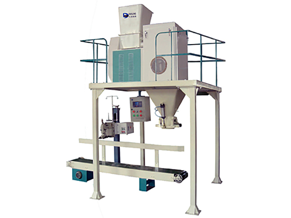The LCS - D horizontal powder packing scale